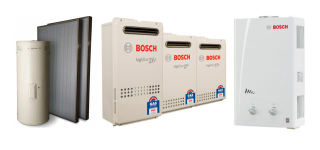 bosch water heaters reviews - the best in the market