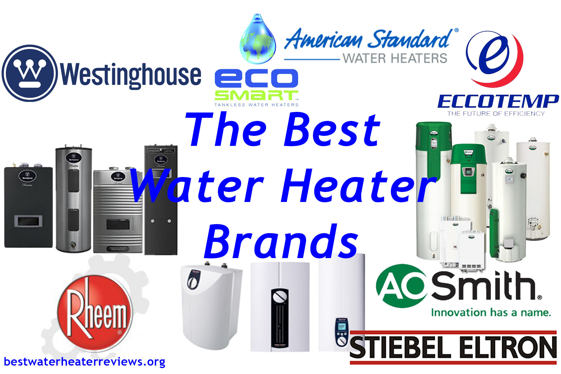 Best Water Heater Brands
