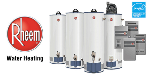 Different Models of Rheem Water Heaters