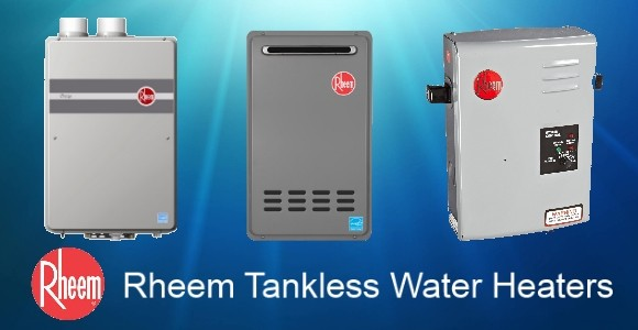 Amazon's best 3 tankless water heaters