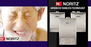 Top 3 Noritz tankless water heaters