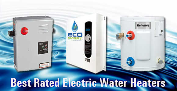 The Best Electric water heaters on Amazon