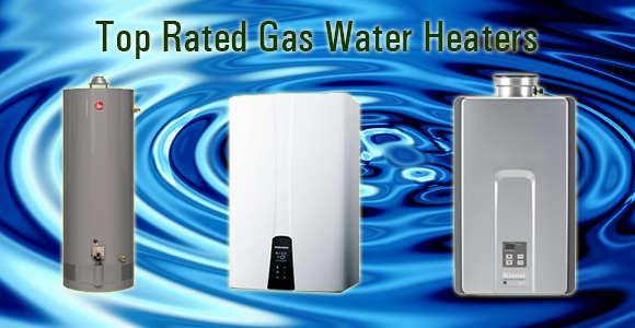 Best Gas Water Heaters in 2016