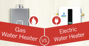 Gas Vs Electric Water Heater