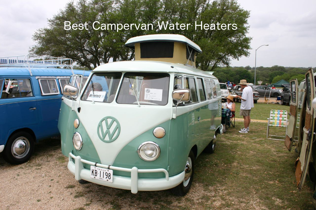 Best Campervan Water Heaters VW Camper