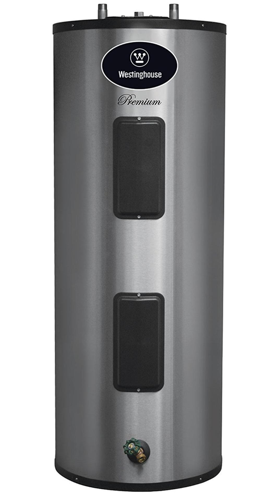 Westinghouse 80 Gal 4500w Lifetime Warranty Electric