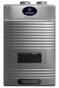 Westinghouse WGRTNG199 199K BTU Natural Gas High-Efficiency Tankless Water Heater with 0.98 Energy Factor