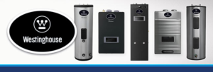 Westinghouse Water Heaters lineup