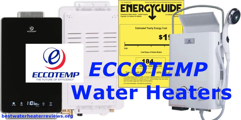 Eccotemp Water Heaters