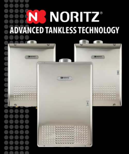 noritz water heaters